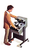 ampex atr-100 stand