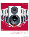 audio pro avanti series cover