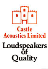 castle loudspeakers of quality cover