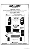 davis acoustics home theatre kits cover