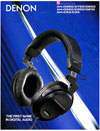 Denon Headphones