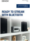 Denon Ready to Stream With Bluetooth