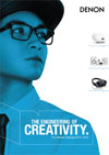Denon The Engineering of Creativity