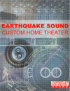 Earthquake Sound Custom Home Theater