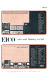 eico kits and wired 1964 cover