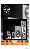 eve audio products cover