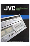 jvc amplifiers and tuners cover