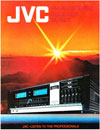 JVC FM/AM Stereo Receivers