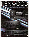 kenwood hochwertige audio komponenten cover
