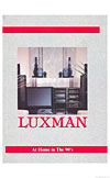 luxman at home in the 90s cover