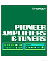 pioneer amplifiers and tuners cover