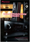 Pioneer AV Products Line Up
