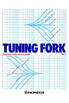 pioneer tuning fork cover