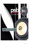 psb speakers complete range cover