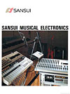 sansui musical electronics cover