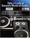Sansui World of Audio