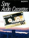 Sony Audio Cassettes