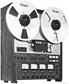 teac a3440 front