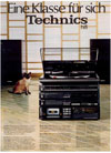 Technics A Class Of Its Own