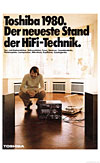 toshiba the latest state of the art hifi cover