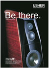 Usher Audio Be There, Beryllium Oxide + Products